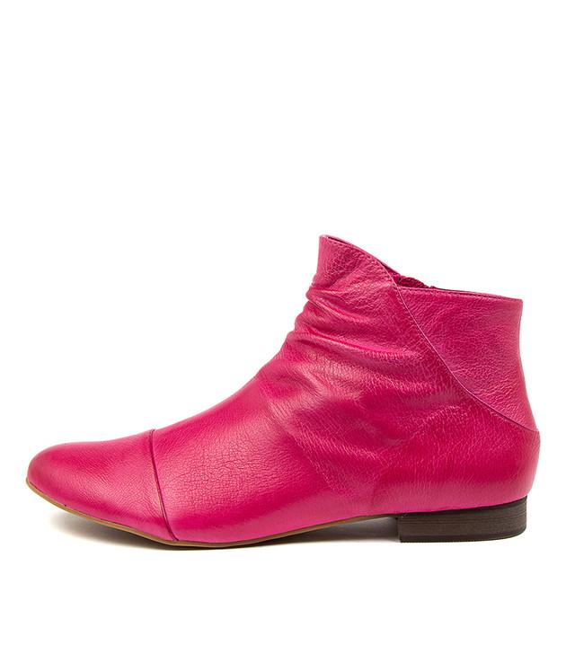 GALA Fuchsia Leather