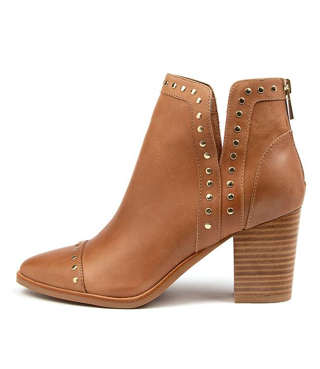 TAYLA Tan Leather