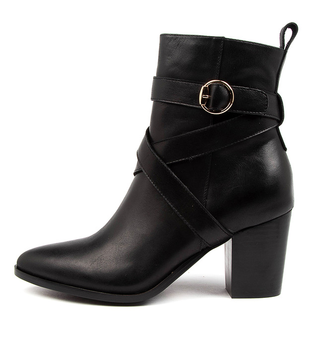 THELMA Black Leather