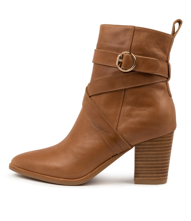 THELMA Tan Leather