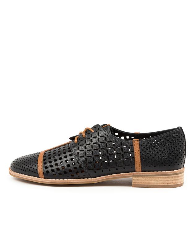 AVERT Navy/ Tan Leather