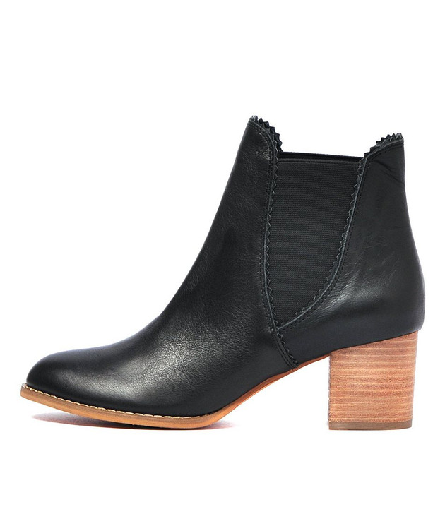 SADORE Boots  Black Leather