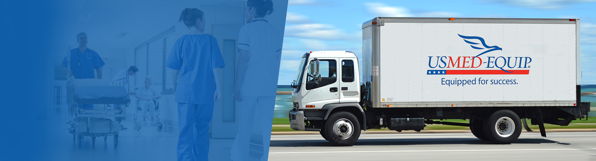 US Med-Equip is open 24/7 with a 2 Hour Delivery plus drive time commitment to meet your MME rental needs