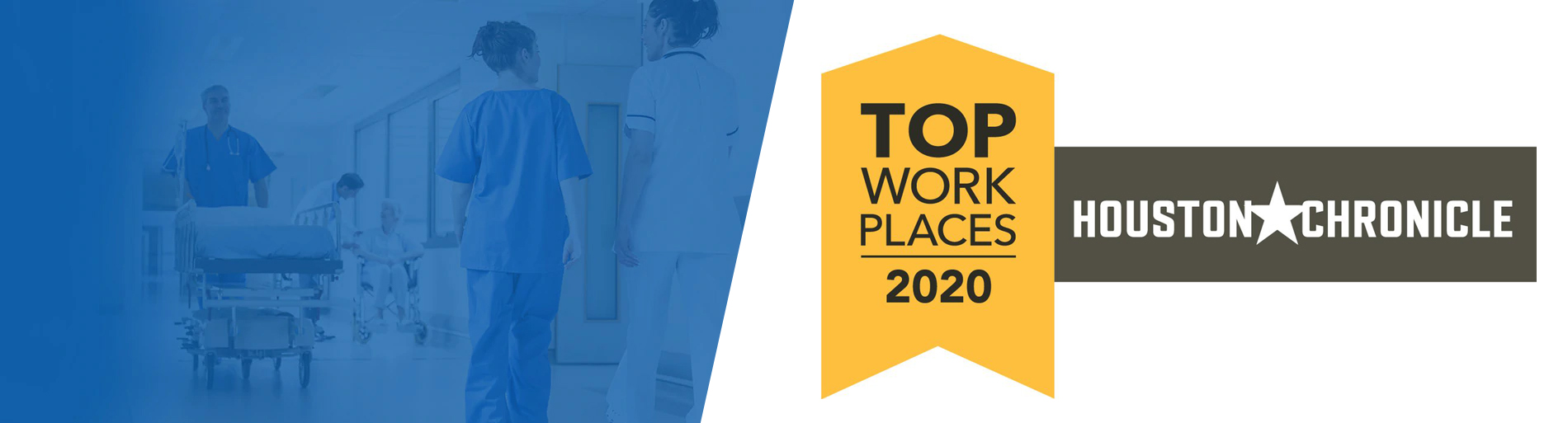 Houston Chronicle Top Work Places