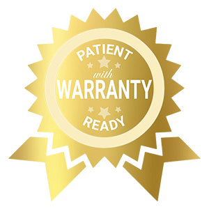 Patient Warranty Logo