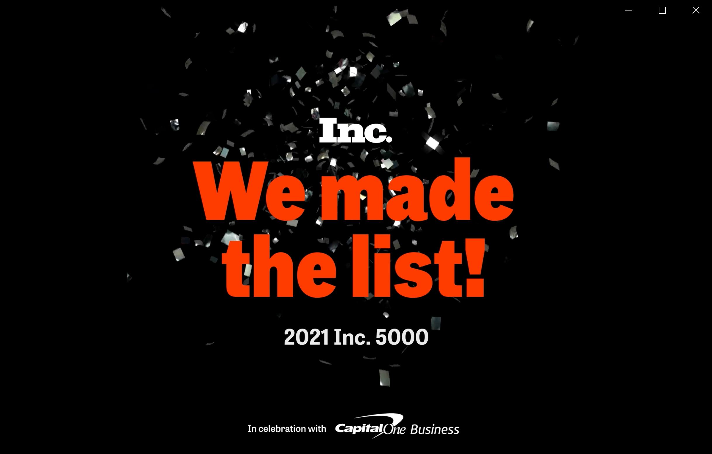USME named an Inc. 5000 Fastest-Growing Company for 9th Time