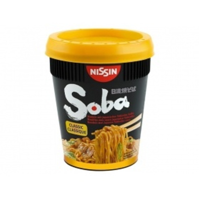 """""""NISSIN""""SOBA CUP CLASSIC 90G"""