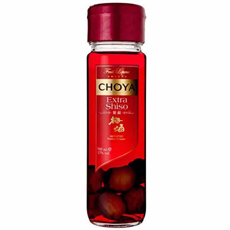 PREMIUM CHOYA EXTRA SHISO 700ML15%