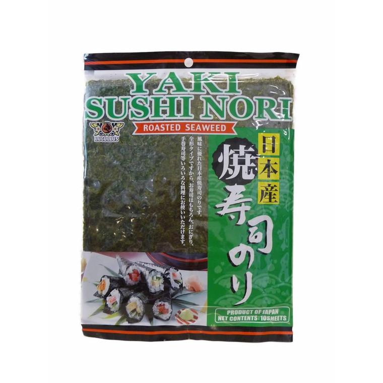 YAKINORI SUSHI 10PCS(50)