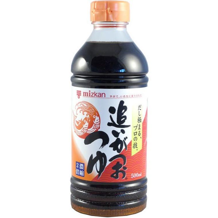 """""""MIZKAN"""" OIGATSUO TSUYU 2-BAI 500ML(12)"""