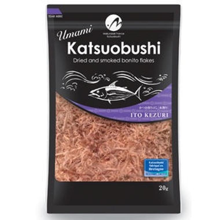 """UMAMI""KATSUOBUSHI ITOKEZURI 20G(50)"