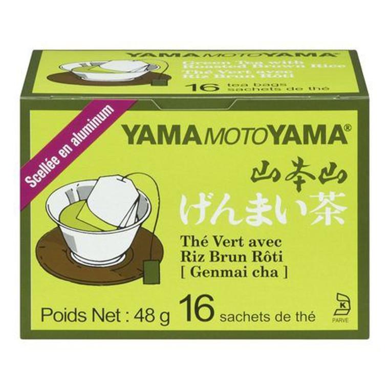 """YMY"" GENMAI CHA TEA BAG 16P (6)"