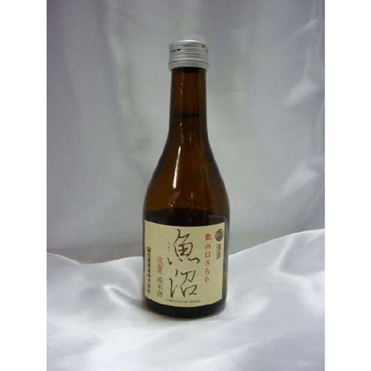 """UONUMA"" CLASSIC BROWN JUNMAI  330ML"