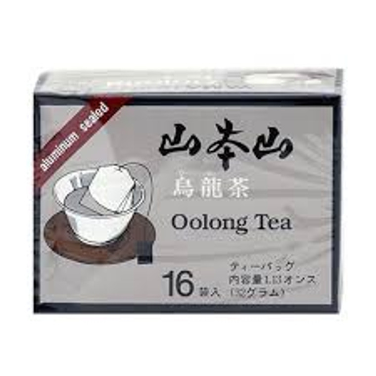 """YMY"" OOLONG TEA BAG 16P(6)"