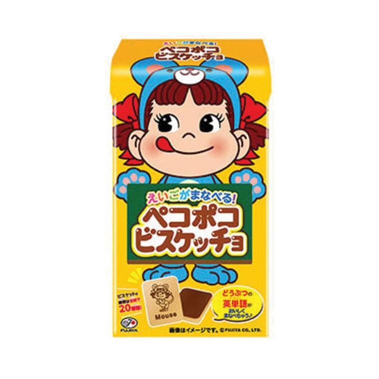"""""""FUJIYA"""" PEKO&POKO BISUKECCHO BOX 42G(10)"""