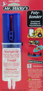 Mr. Sticky's Poly-Bonder Glue 30g