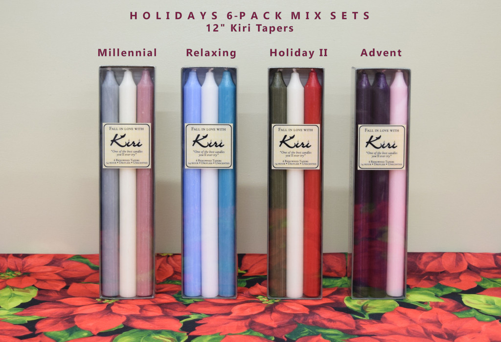 6-Pack Holiday Mix Sets