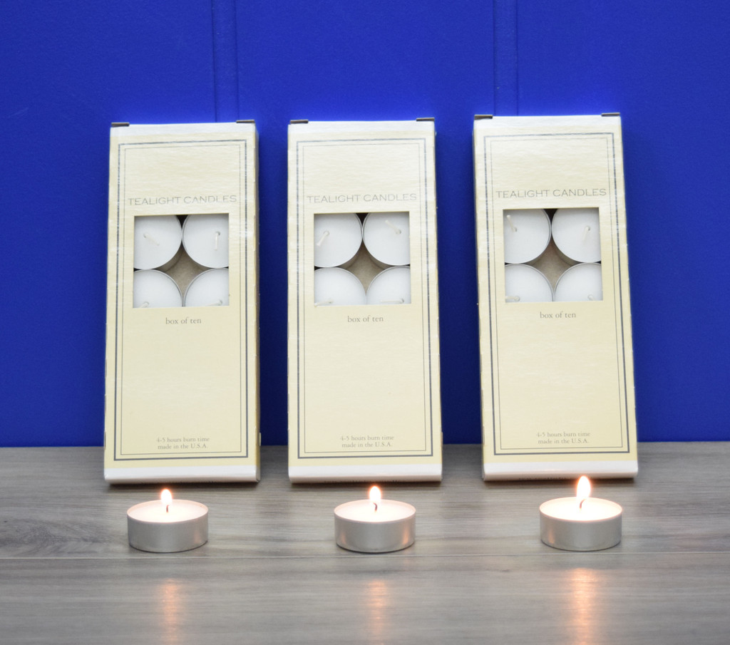 Tealights [Set of 3 boxes of 10]