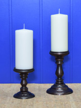 "*NEW* Danish Pillar Candles - 3"" x 7"" 