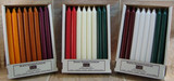 """Pack of 24 Special Sets of 12"""" Kiri Tapers"""