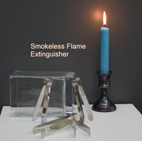 Smokeless Candle Flame Extinguisher