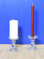 Pillar - Taper Glass Holder