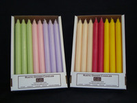 """Spring Mix 12"""" Unscented Kiri Tapers"""