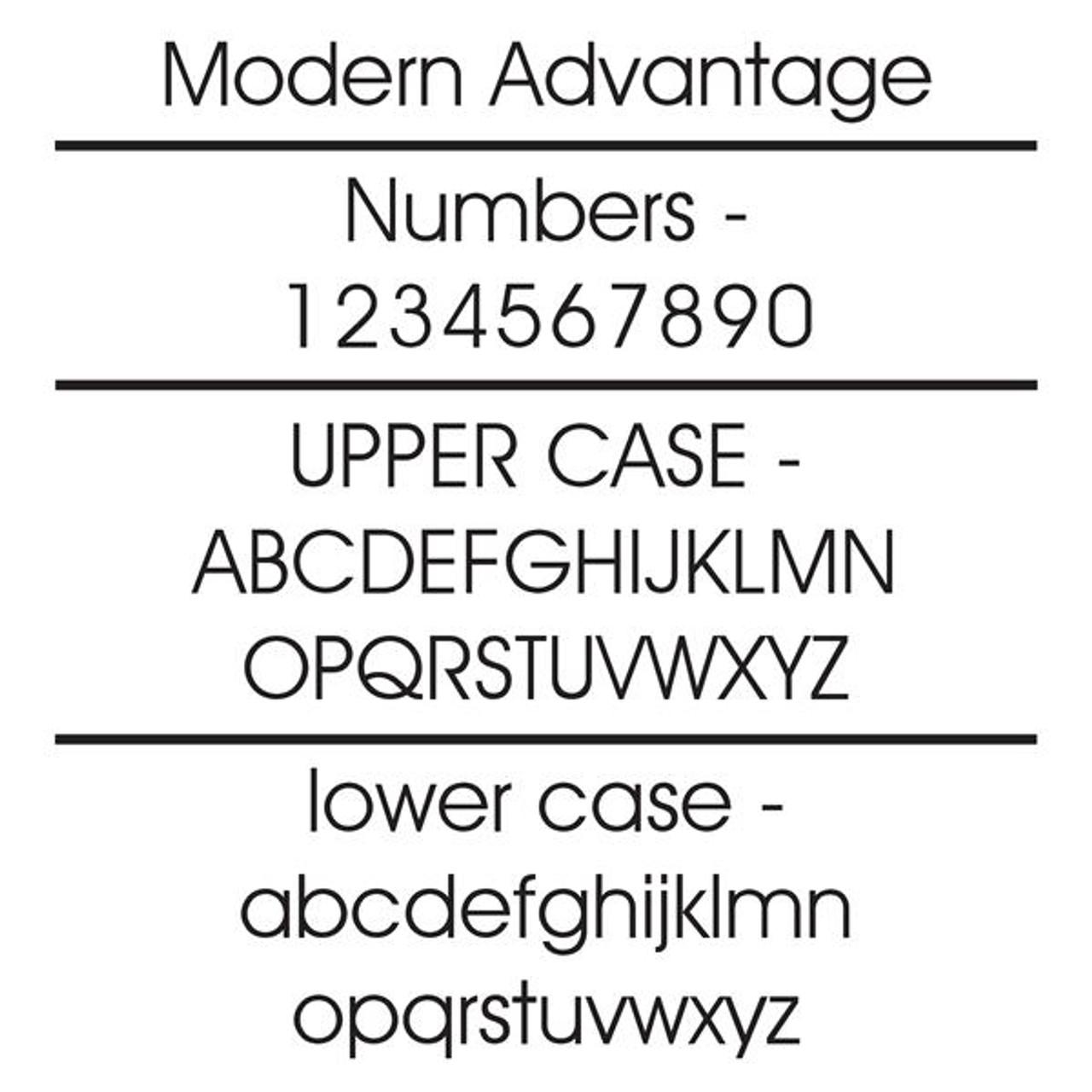 Songbird Address Plaque