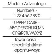 Modern Advantage Font