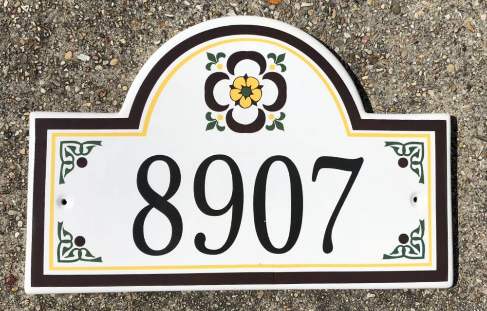 mexican-brown-flower-house-number-plaque-2019.jpg