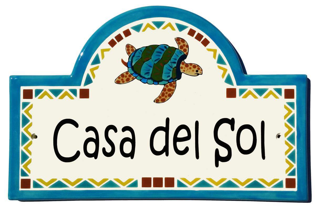 mexican-sea-turtle-address-plaque.jpg