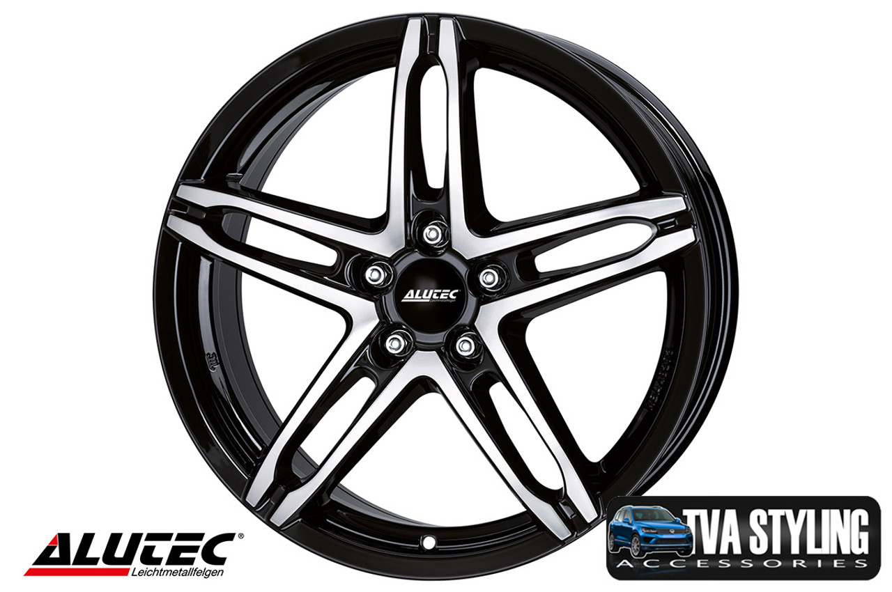 Fiat 500 Alloy Wheels 500 Alutec Poison Alloys Trade Van Accessories Tva Styling