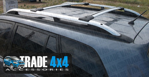 Sahara Roof Rack Rails for Mitsubishi ASX. Style Accessory at Trade 4x4 Accessories