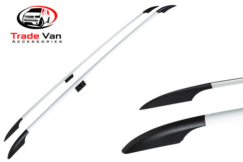 Our TX3 Sahara Roof Rack Rails really upgrade your Mercedes MB Vito Van Viano Panel Van Dualiner Traveliner Vans. Does not fit any other Vehicle - Specially designed for Vito Van Viano Only.