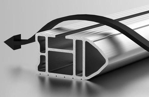 FORD Transit 2014 on ROOF BARS (H2) 2x HD ULTI bars