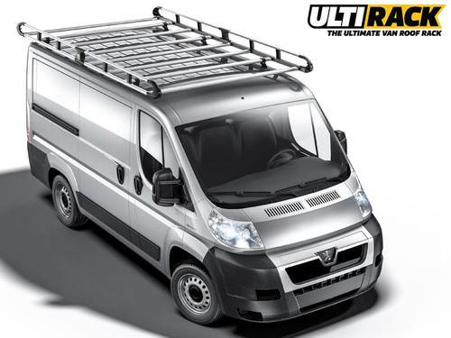 Peugeot Boxer Ulti Rack Roof Rack