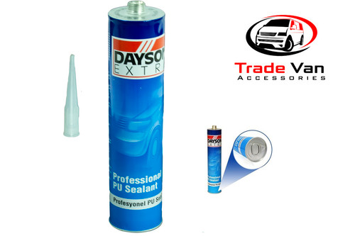 Our choice of adhesive is perfect for bonding TVA Bodykits and TVA spoilers. It resists cold and heat, once dried it will not be affected by damp or water. After many years of using this PU Adhesive we have full confidence in recomending this quality product. During the application process the adhesive can be wiped off any paintwork, removing any stress during any installation job.