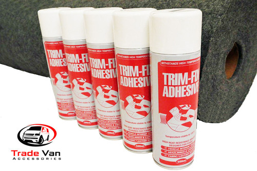 Our professional Van carpet lining comes certified to ECE 118, we offer a fitting service along with quality products at Trade Van Accessories