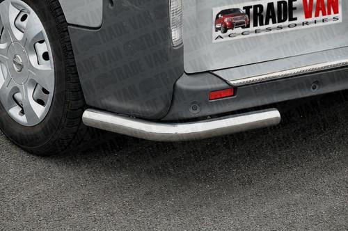 Chunky Rear Corner Bars Vauxhall Vivaro Renault Trafic Primastar