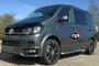 Our VW T6 Transporter Sport Side Bars are simply stunning! Beautifully formed in OEM Quality polished stainless steel these sidebars will fit all Volkswagen T6 models including Transporter, Sportline, Caravelle, California & Shuttle. Buy all your Van Accessories online at TVA Styling.