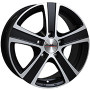 Just look at these wheels fitted to a Nissan Primastar. Ultra lightweight and strong, finished in a unique specialised shine without the premium price, yet load rated to your vans legal specifications. These wheels need to be seen! Buy online at Trade Van Accessories.