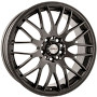 """Our Gunmetal high quality 17"""" alloy wheels for the Ford Transit Connect are an eye-catching and stylish accessory for your Van. Buy online at Trade Van Accessories."""