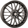 "Our Gunmetal high quality 17"" alloy wheels for the Volkswagen T4 are an eye-catching and stylish accessory for your Van. Buy online at Trade Van Accessories."