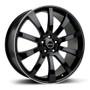 """Riva SUV 18"""" Alloy Wheels - Gloss Black"""