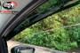 Vauxhall Corsa 2006 > Dark Tinted Wind Deflectors 3 Door Set of 2 Quality Wind & Rain Deflectors Specially engineered and Manufactured to OEM Original Equipment Standards