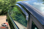 Vauxhall Mokka Wind Deflectors Dark Tinted 2012 - 17 Set of 4Our TVA Styling Wind Deflectors are Manufactured using a thicker Premium Quality Dark Smoked Tint Acrylic that looks great yet allows Clear Vision from inside the car