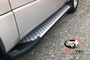 Chevrolet Trax 2012 on Silver Sapphire V1 dotted Side Steps Quality Chevrolet Trax Accessories