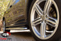 Chevrolet Trax 2012 on Silver Pearl Side Steps Quality Chevrolet Trax Accessories