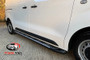 Fits Honda CR-V 2016 on Side Steps SILVER Sapphire V2 Edition