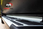 Fits Hyundai Santa Fe 2013-18 Side Steps SILVER Sapphire V2 Edition
